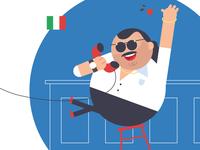 Italian Boss