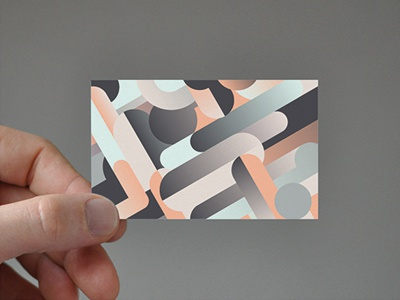Pierre Mallois / Business card