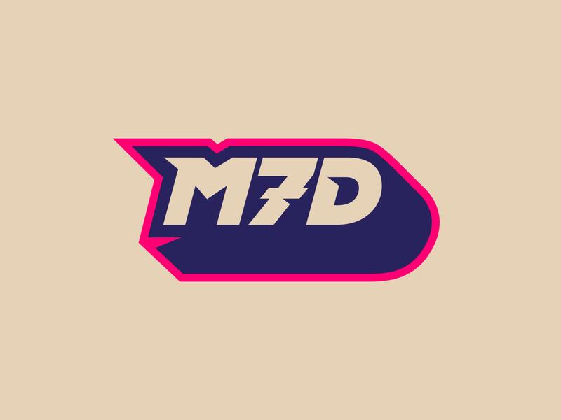 New branding for meeee mascot skull m7d illustrator london grunge design football esports sports logo