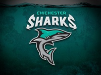 Chichester Sharks Logo