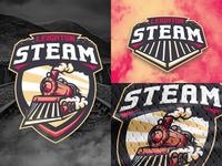 Leighton Steam Logo