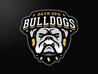Bath Spa Bulldogs Logo