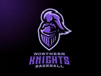 Northern Knights Primary Logo