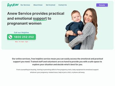 UI Web Design ux website ui interface design