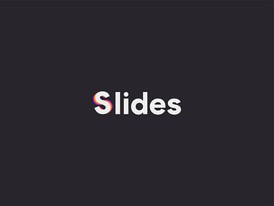 Slides Rebranded Logo presentation slides slide logos s branding s letter rebranding rebrand logo design logotype logodesign logo colorful