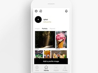 VSCO - Photography App Home Page