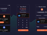 Coiin UI Kit - Payment Screens