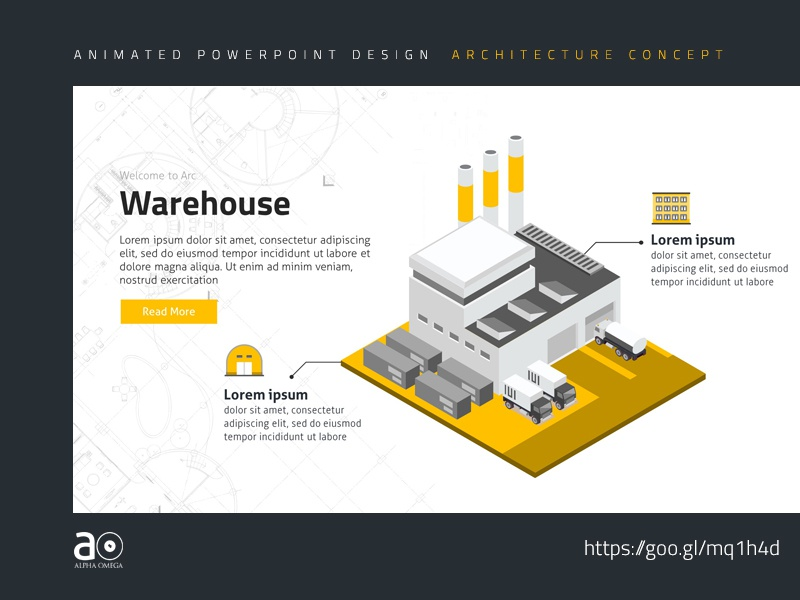 arc animated presentation template warehouse by alpha omega