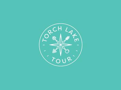 Torch Lake Tour Logo