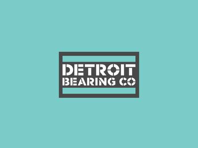 Detroit Bearing Co Logo