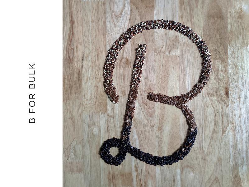 B for Bulk