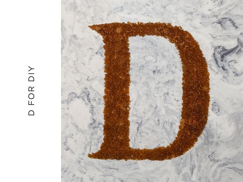 D for DIY