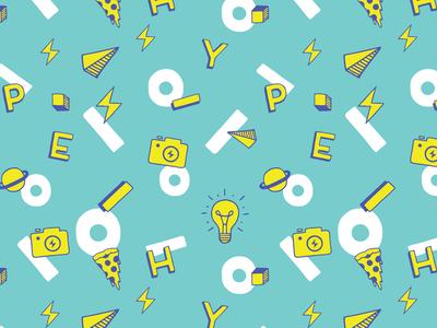Hype Brand Pattern