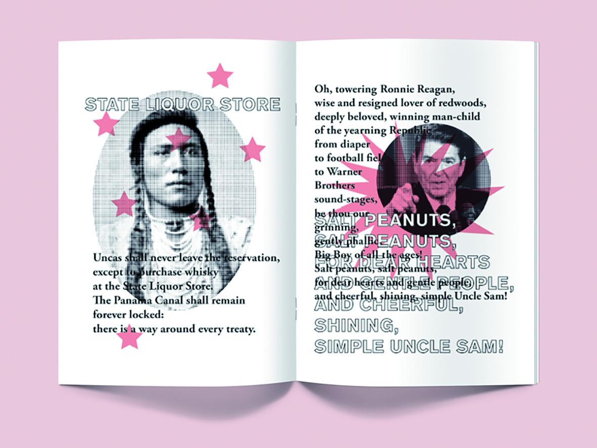 Staggerlee Wonders artist's book indesign book layoutdesign bookdesign design ukraine graphicdesign