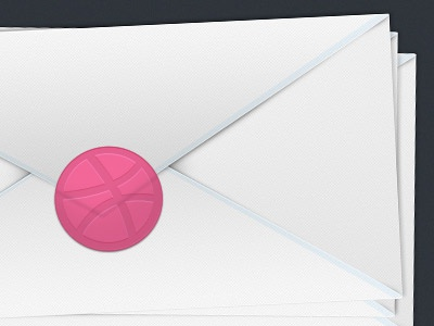 Dribbble Mail