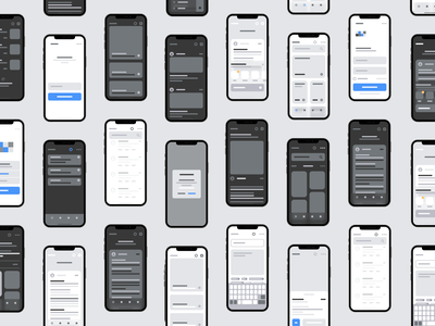 FUREMU - Wireframe That Make Your Ideas From 0 to 1 app design mobile app design mobile app mobile ui responsive profile clean ecommerce ux minimal ui