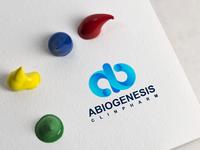 Abiogenesis Logo Design