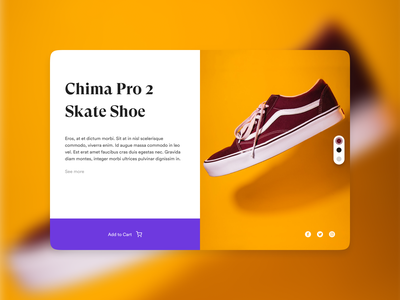 Daily UI Challenge #033 - Customize Product daily challange daily 100 daily ui customize product product website store ui