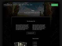 Eminence UI Press Page