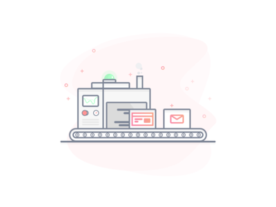 Illustration #3 for Landing Page