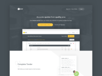 1Roof Landing Page