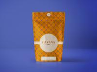 Havana Café (Packaging n°2)