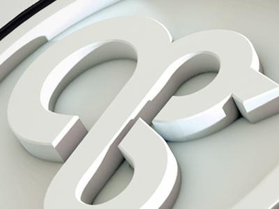 aG Logo logo 3d digital art branding ag