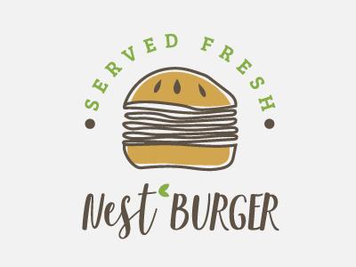 Nest Burger food netsburger burger