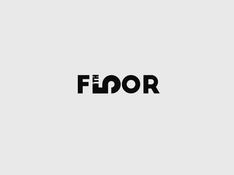 5th FLOOR 5th floor logo construction logo