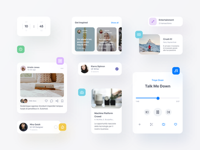 UI elements uidesign ui elements ui element ui concept ui component ui components ui card ui kit ui  ux uiux user interface prototype interaction design figma app ux design design ui inspire ui design