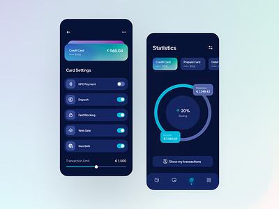 Wallet App mobile design ui ux app ui mobile app mobile ui ux prototype app design uiux ui  ux uidesign user interface interaction design inspire app ux design figma design ui ui design