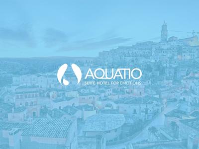Aquatio Suite Hotel   Brand Identity