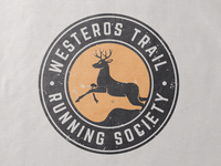 Westeros Trial Running t-shirt