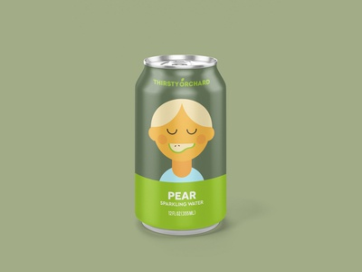 Sparkling Water: Pear
