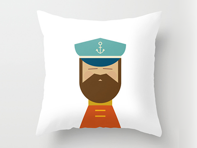 Fisher pillow