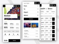 Flight Travel App