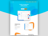 Landing Page - Daily UI Day 003