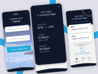 Luggage Airline Airport Travel App