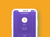 Crypto prediction concept