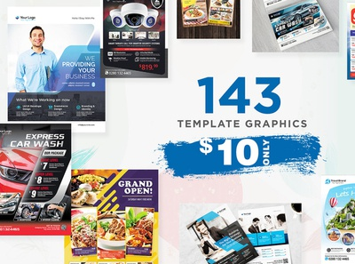 Template Pack Promo