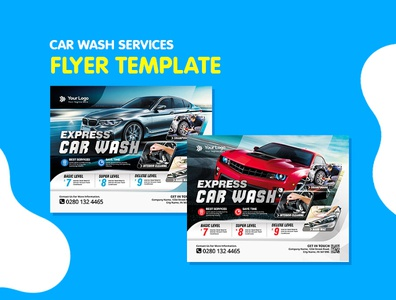 Car Wash Flyer Template flyer business corporate corporate business flyer advertisement