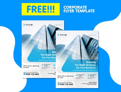 Corporate Flyer Template flyer business corporate corporate business flyer advertisement
