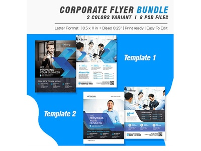 Corporate Flyer Bundle flyer business corporate corporate business flyer advertisement