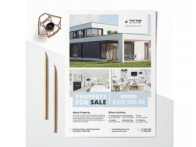 Printable Property Flyer business flyer flyer design design branding advertising business corporate flyer corporate business flyer advertisement