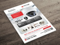 Product Flyer / CCTV Promotion