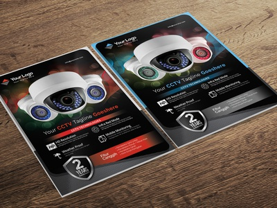 Product Flyer - Catalog Flyer Template