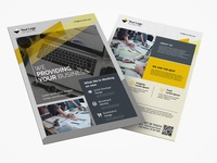 Corporate Flyer - Business Flyer Template