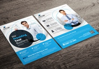 Corporate Business Flyer Template