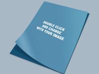 Free Download Mockup Flyer