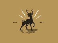 Whistling Wolf logo